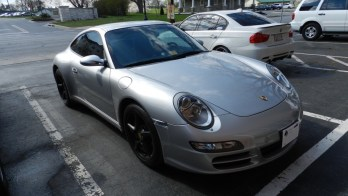 Porsche 911 Carrera 4 Gets Raven Film For Hampstead Client