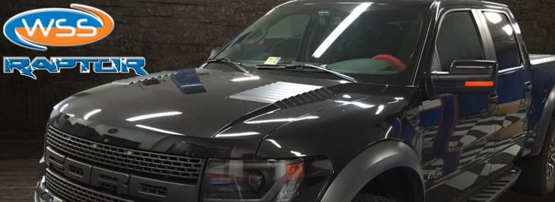 2014 Ford Raptor Audio Upgrade