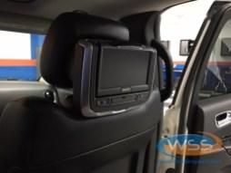 2012 Durango Custom Headrests