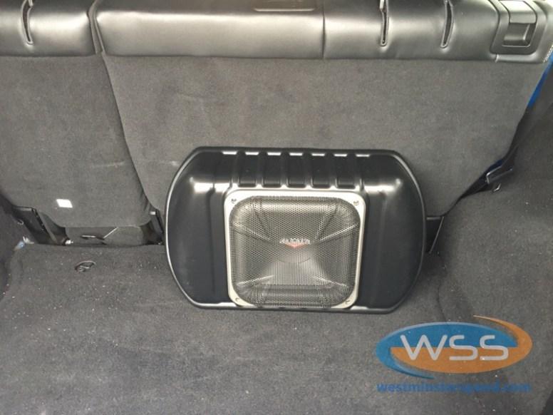 2014 Wrangler Kicker Audio
