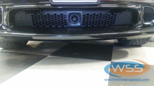 Jeep Grand Cherokee SRT8 Laser And Radar