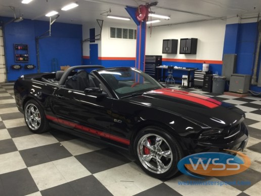 2012 Ford Mustang 5100NEX