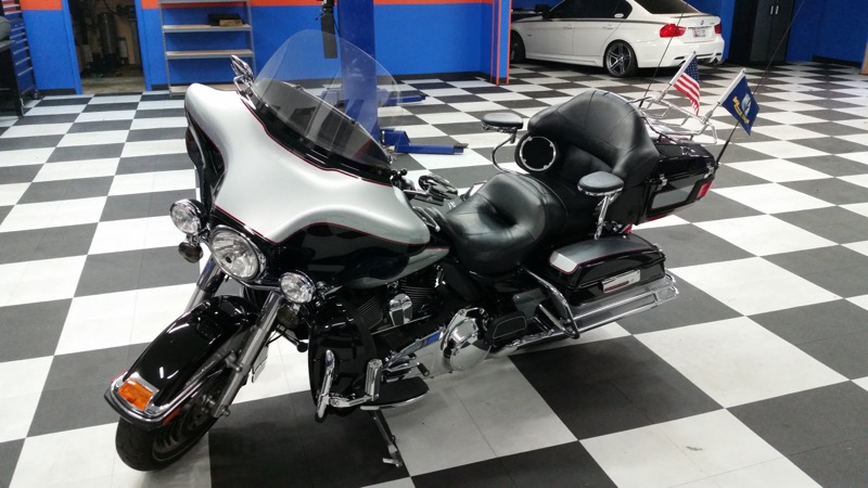 Westminster Harley-Davidson Ultra Classic Stereo Upgrade