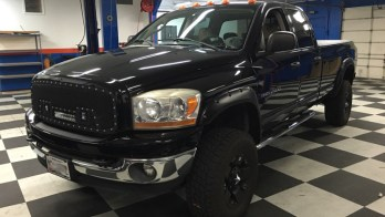 2006 Dodge Ram CarPlay Addition for Westminster Client
