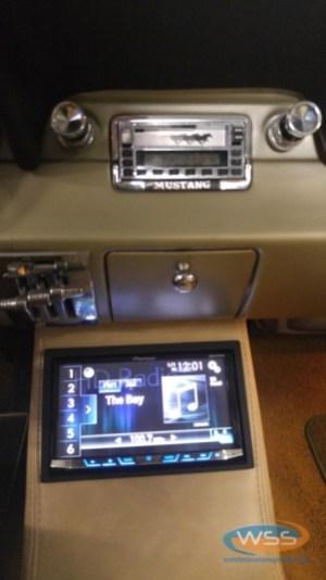 Modern Stereo System