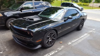 Dodge Challenger Window Tint for New Oxford Client