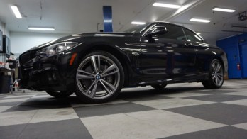 BMW 440xi Custom Radar and Laser System For Taneytown Client