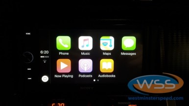 Scion FR-S CarPlay
