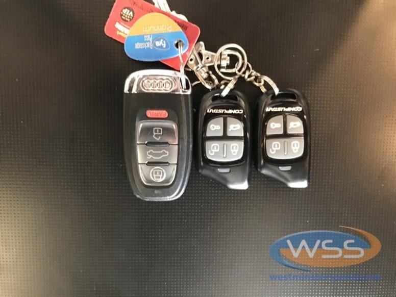 Audi A4 Remote Car Starter