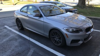 Cockeysville Client Adds Fully-Active BMW M235i Audio System