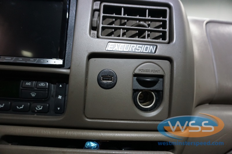 Ford Excursion Radio 3 Westminster Speed