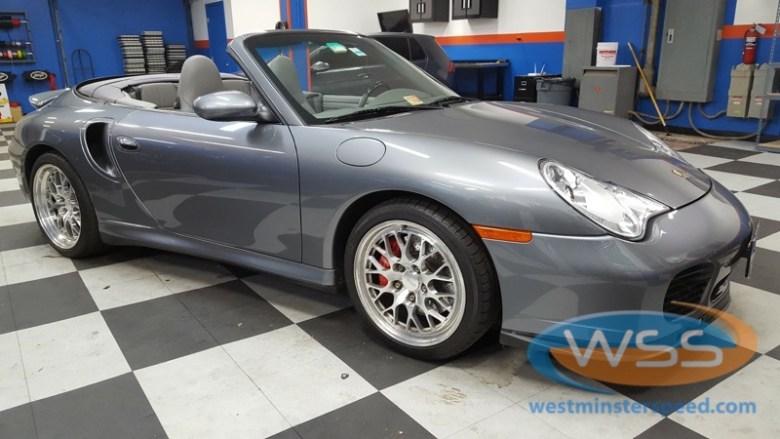 Porsche 911 CarPlay
