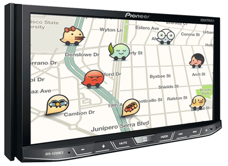 Waze In-Dash Now Available at Westminster Speed & Sound