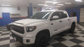 Florida Client Gets Toyota Tundra Audio System