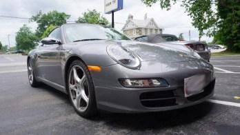 Baltimore Client Chooses 2007 Porsche 911 Bluetooth Upgrade