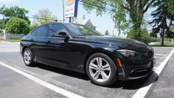 Baltimore Client Adds BMW 328i Backup Camera and 3M Tint