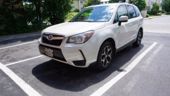 Sykesville Client Chooses 2015 Subaru Forester Technology Upgrade