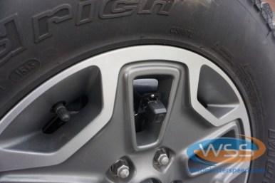 Jeep Wrangler Safety