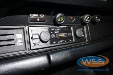 Porsche 911 Audio