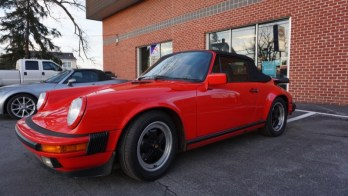 Classic Porsche 911 Audio Upgrade for Phoenix Client