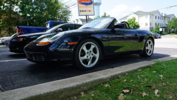 Upperco Client Adds Porsche Boxster Stereo System Improvements