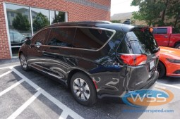Chrysler Pacifica Window Tint