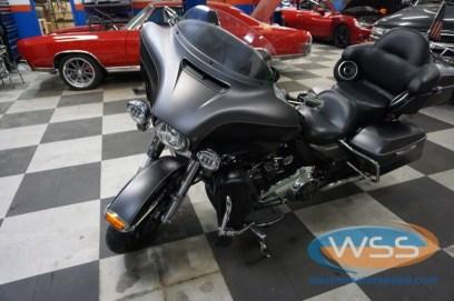 Harley-Davidson Ultra Audio