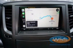 Subaru Outback Smartphone Integration
