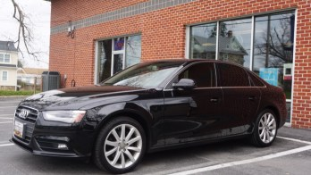 Taneytown Client Gets 3M Color Stable Tint on 2011 Audi A4