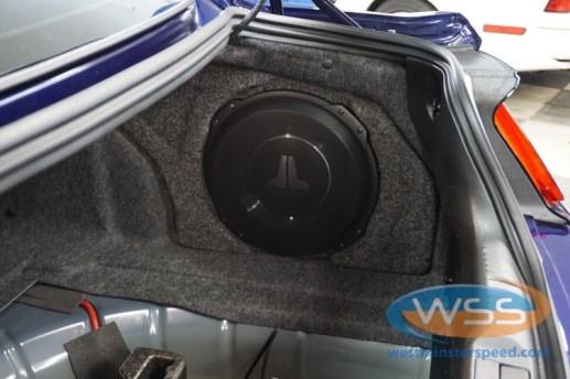 Mustang GT350 Audio