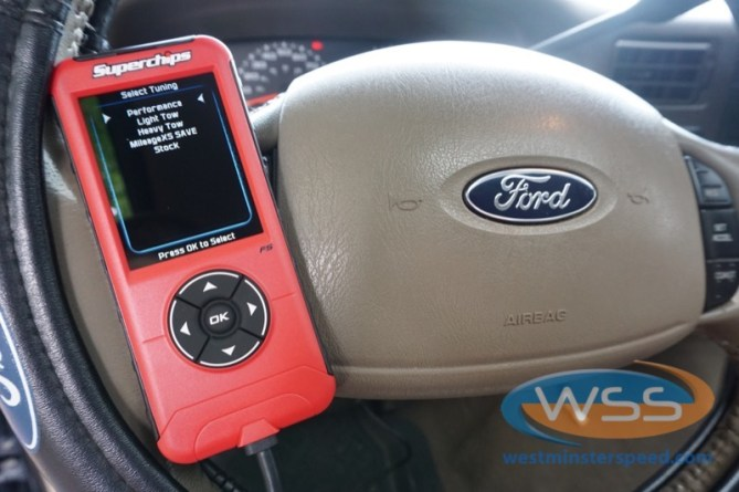 Technology and Performance Upgrade for 2004 Ford F350