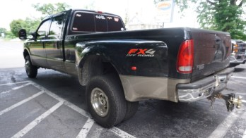 Technology and Performance Upgrade for 2004 Ford F-350