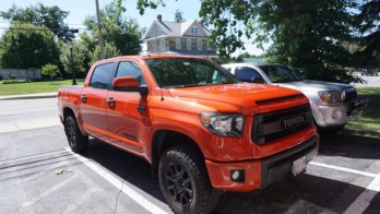 2015 Toyota Tundra Gets Alpine Radio and Technology Upgrades