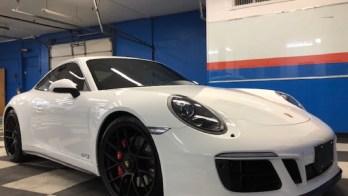 Finksburg Client Protects 2018 Porsche 911 with Radar Detector