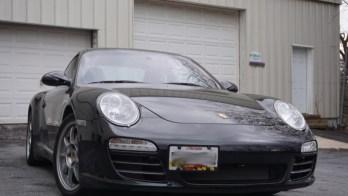 Radar and Lidar Protection for Glenwood Porsche 911 C4S