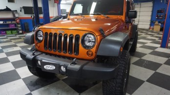 PowerSteps Upgrade for 2011 Jeep Wrangler Adds Convenient Access