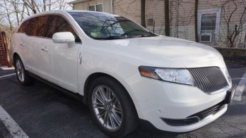 3M Window Tint Upgrade Protects 2014 Lincoln MKT Interior