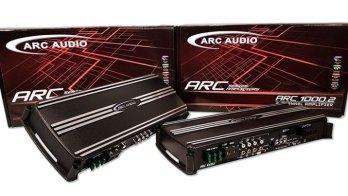 Product Spotlight: ARC Audio ARC Amplifiers