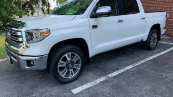 Finksburg Client Adds Toyota Tundra Accessories