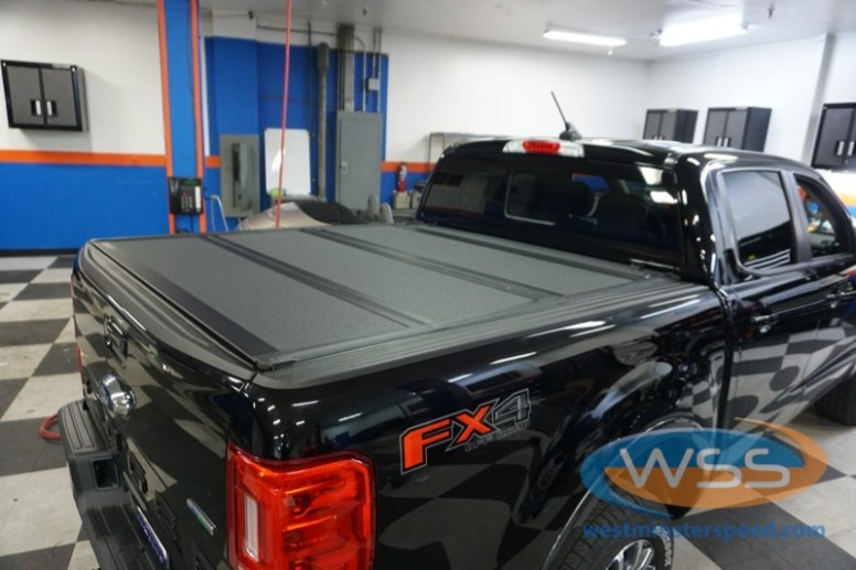 Bak Industries Bed Cover Upgrade Protects Cargo In 2019 Ford Ranger