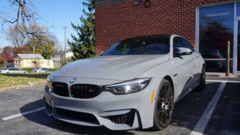 3M Scotchgard Pro Film Keeps 2020 BMW M4 Looking Like New