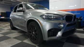JL Audio Bass Upgrade for 2017 BMW X5M Provides Better Sound