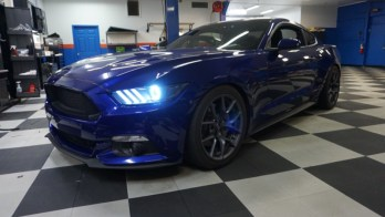 Stereo Upgrade for Taneytown Ford Mustang GT