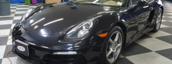 Boxster Stereo