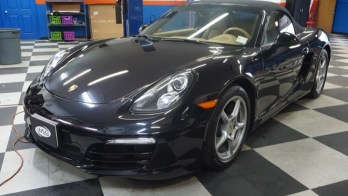 Technology and Stereo Upgrade for Ellicott City Boxster