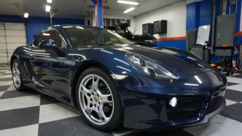 Stereo Upgrade for Hampstead Porsche Cayman