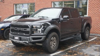 2018 Ford Raptor Gets Rugged BAK Industries Bed Cover Protection