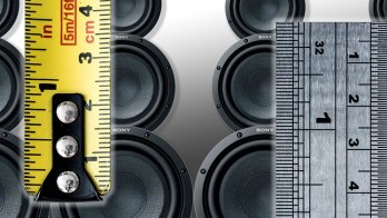Are Smaller Subwoofers Faster than Large Ones