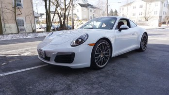 Radar and Paint Protection for Annapolis Porsche 911 Carrera 4