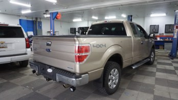 Camera and LED Lighting Upgrades Make 2013 Ford F-150 Safer